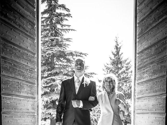Il matrimonio di Davide e Chiara a Rocca Susella, Pavia 20