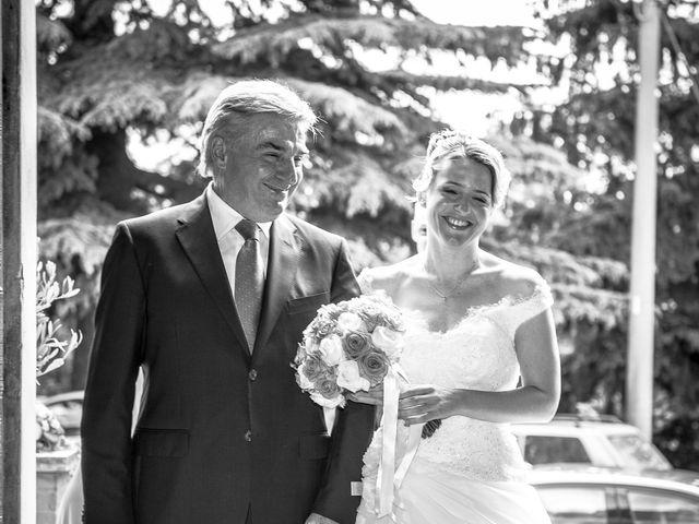 Il matrimonio di Davide e Chiara a Rocca Susella, Pavia 25
