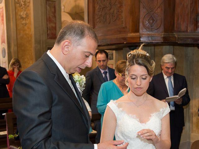 Il matrimonio di Davide e Chiara a Rocca Susella, Pavia 29