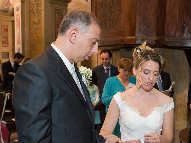 Il matrimonio di Davide e Chiara a Rocca Susella, Pavia 30