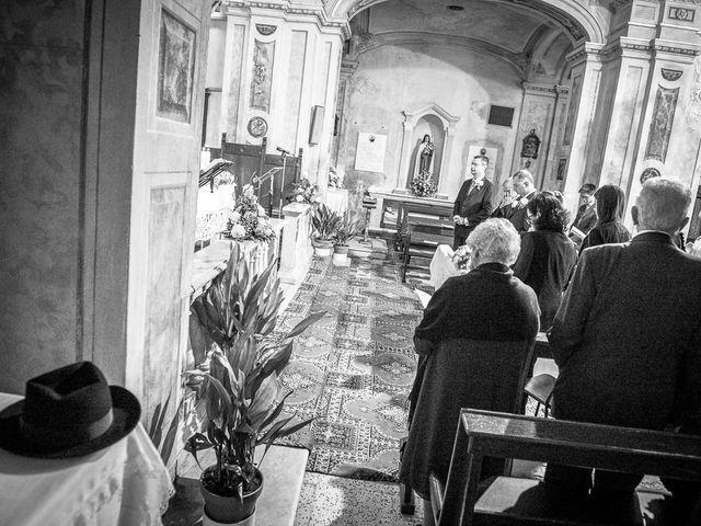 Il matrimonio di Davide e Chiara a Rocca Susella, Pavia 32