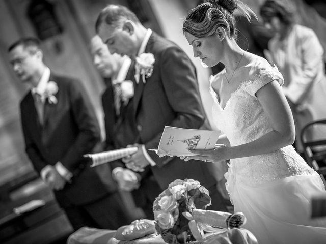 Il matrimonio di Davide e Chiara a Rocca Susella, Pavia 33