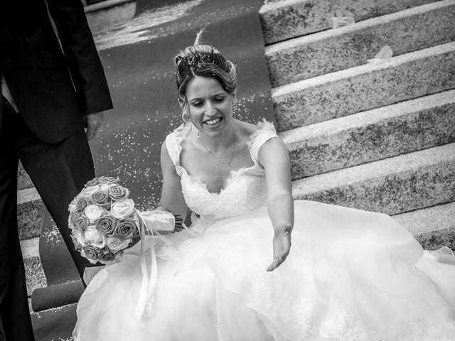 Il matrimonio di Davide e Chiara a Rocca Susella, Pavia 38