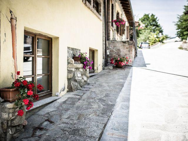 Il matrimonio di Davide e Chiara a Rocca Susella, Pavia 41