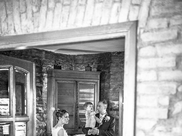 Il matrimonio di Davide e Chiara a Rocca Susella, Pavia 45