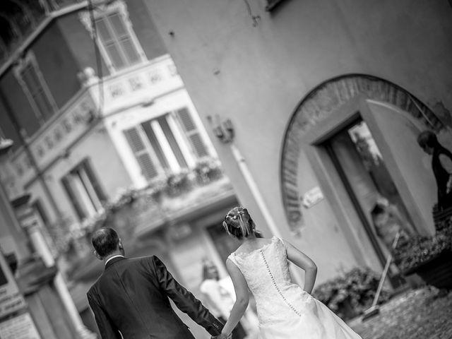 Il matrimonio di Davide e Chiara a Rocca Susella, Pavia 50