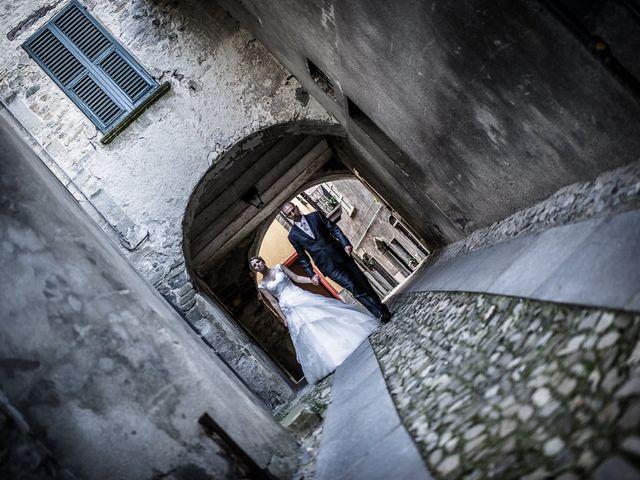Il matrimonio di Davide e Chiara a Rocca Susella, Pavia 2