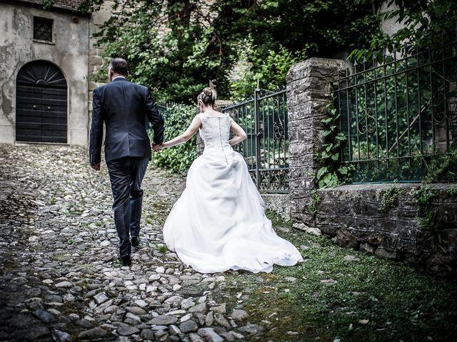 Il matrimonio di Davide e Chiara a Rocca Susella, Pavia 51