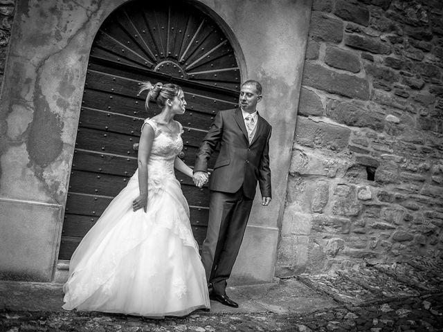 Il matrimonio di Davide e Chiara a Rocca Susella, Pavia 52