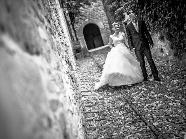 Il matrimonio di Davide e Chiara a Rocca Susella, Pavia 54