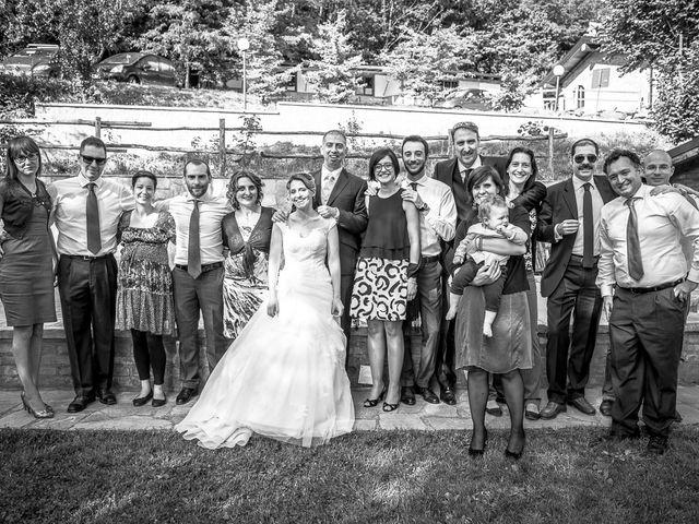 Il matrimonio di Davide e Chiara a Rocca Susella, Pavia 69