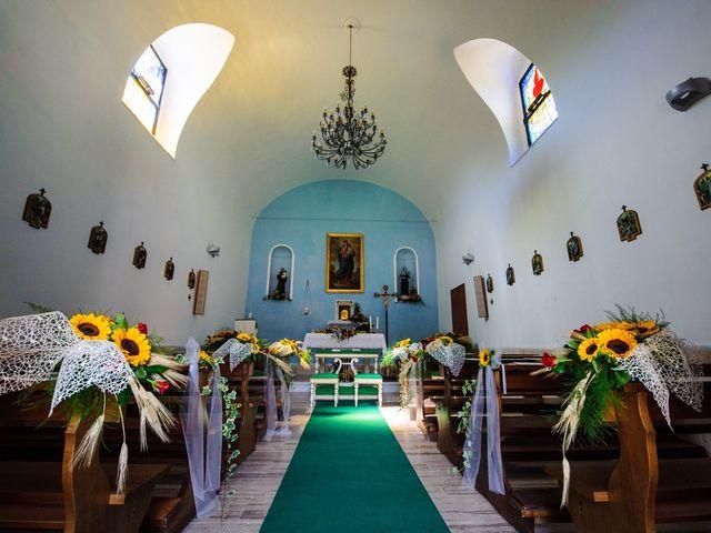 Il matrimonio di Adriano e Jessica a Sant'Angelo a Cupolo, Benevento 6