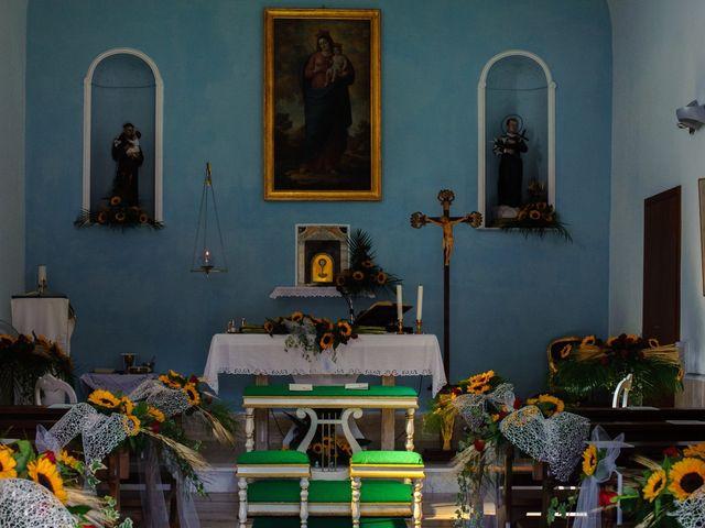 Il matrimonio di Adriano e Jessica a Sant'Angelo a Cupolo, Benevento 7