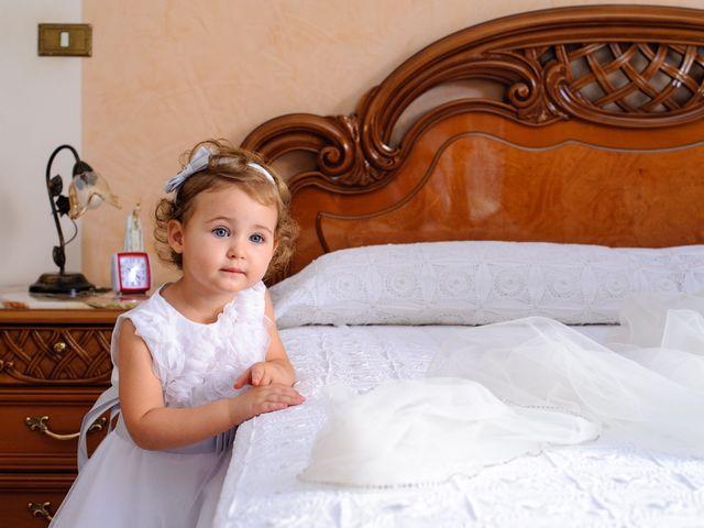 Il matrimonio di Adriano e Jessica a Sant'Angelo a Cupolo, Benevento 11