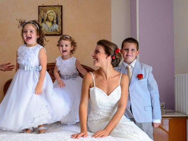 Il matrimonio di Adriano e Jessica a Sant'Angelo a Cupolo, Benevento 14