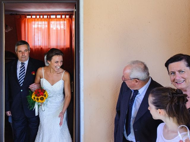 Il matrimonio di Adriano e Jessica a Sant'Angelo a Cupolo, Benevento 17