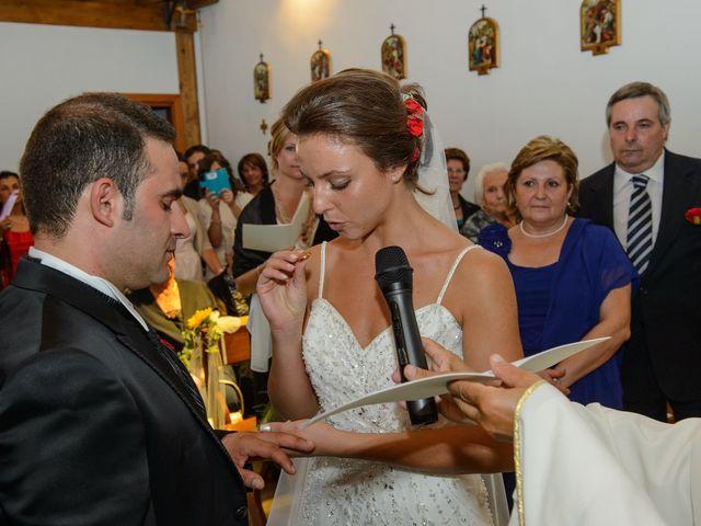 Il matrimonio di Adriano e Jessica a Sant'Angelo a Cupolo, Benevento 22