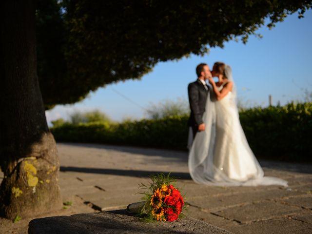 Il matrimonio di Adriano e Jessica a Sant'Angelo a Cupolo, Benevento 25