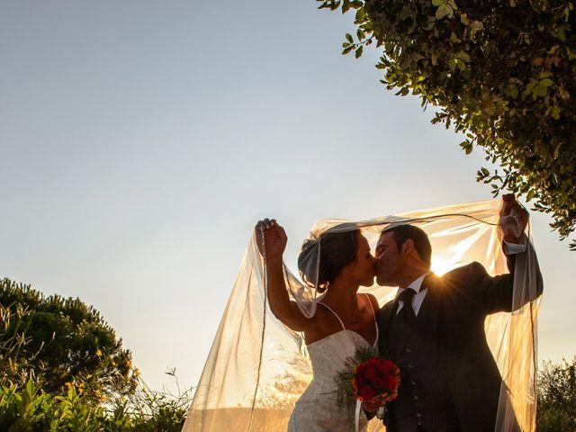 Il matrimonio di Adriano e Jessica a Sant'Angelo a Cupolo, Benevento 1