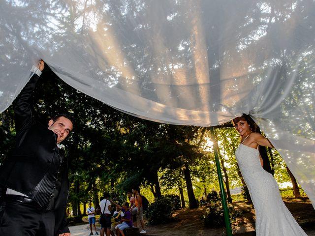 le nozze di Jessica e Adriano