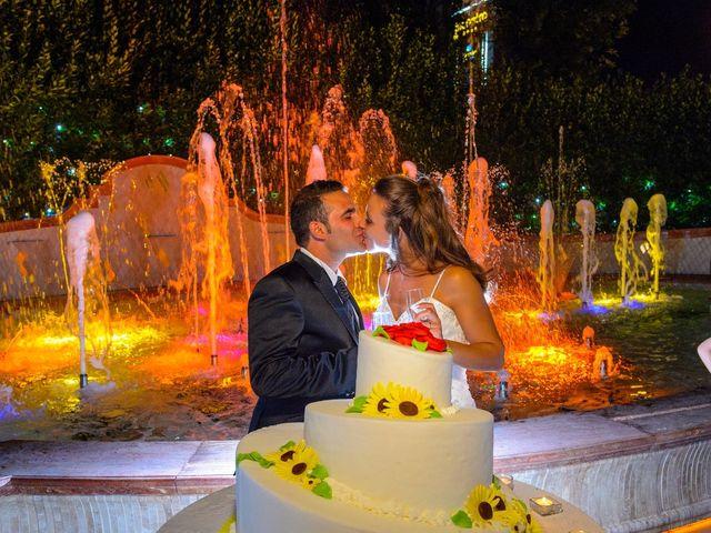 Il matrimonio di Adriano e Jessica a Sant'Angelo a Cupolo, Benevento 27