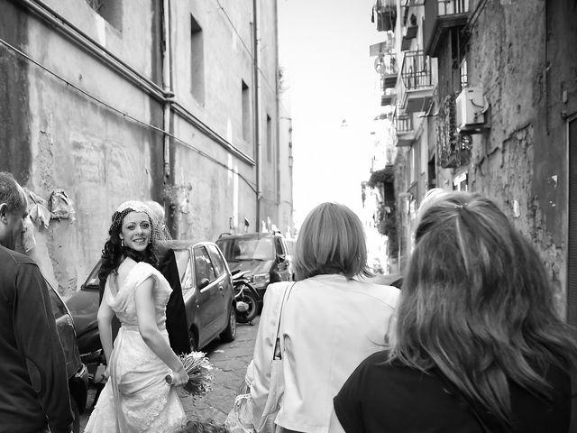 Il matrimonio di Oliver e Marta a Napoli, Napoli 7