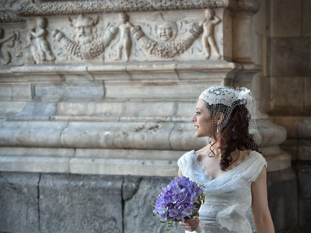 Il matrimonio di Oliver e Marta a Napoli, Napoli 12