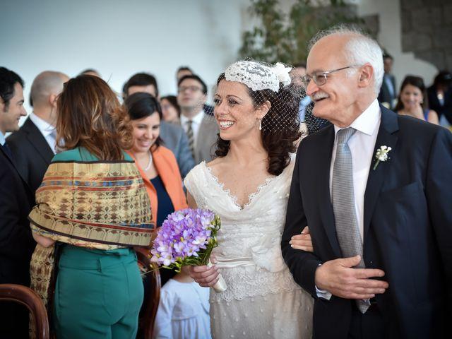 Il matrimonio di Oliver e Marta a Napoli, Napoli 19