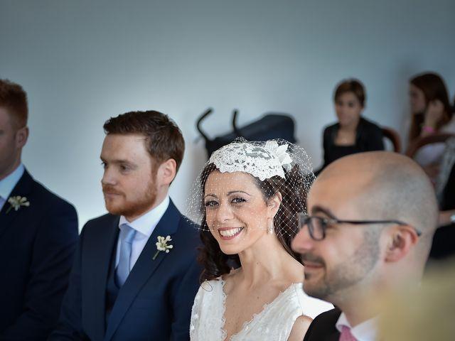 Il matrimonio di Oliver e Marta a Napoli, Napoli 20