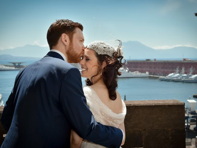 Il matrimonio di Oliver e Marta a Napoli, Napoli 23