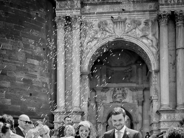 Il matrimonio di Oliver e Marta a Napoli, Napoli 24