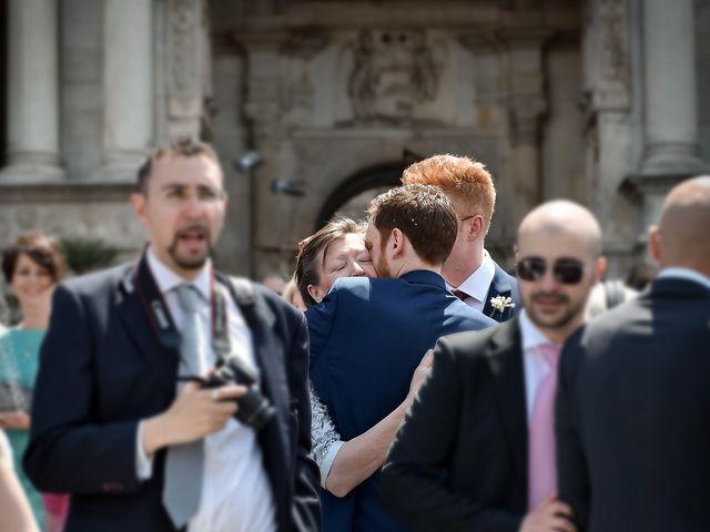Il matrimonio di Oliver e Marta a Napoli, Napoli 25