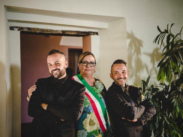 Il matrimonio di Giò e Paolo a Formia, Latina 25