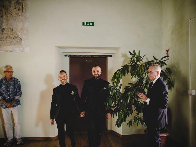 Il matrimonio di Giò e Paolo a Formia, Latina 35