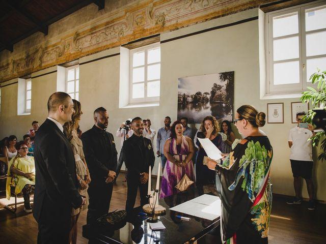 Il matrimonio di Giò e Paolo a Formia, Latina 36