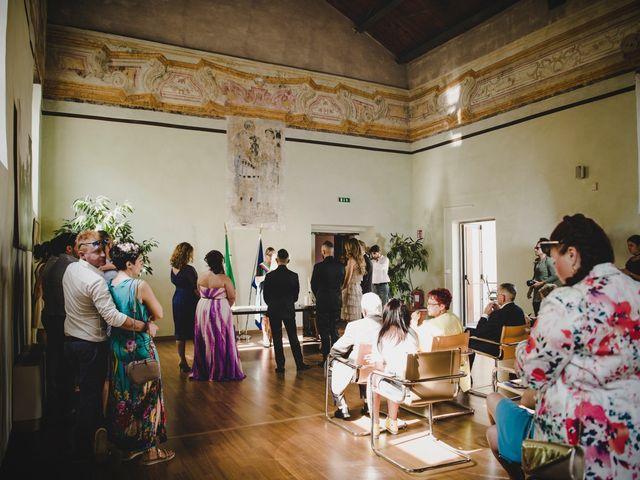 Il matrimonio di Giò e Paolo a Formia, Latina 42