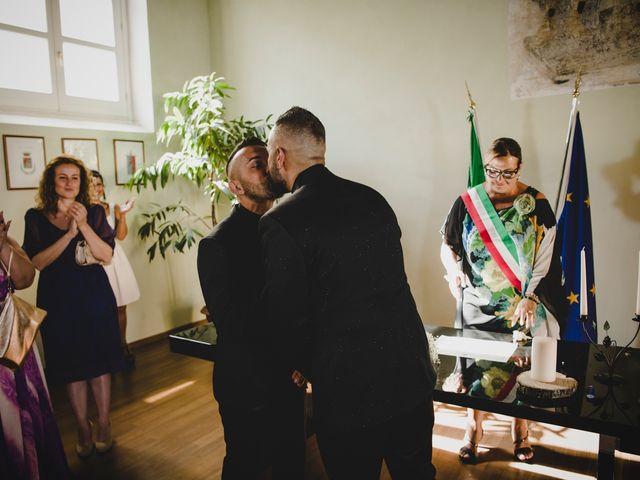 Il matrimonio di Giò e Paolo a Formia, Latina 48
