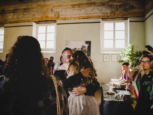 Il matrimonio di Giò e Paolo a Formia, Latina 56