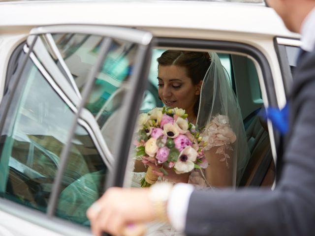 Il matrimonio di Gianni e Valentina a Martina Franca, Taranto 11