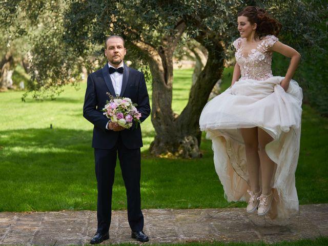 Il matrimonio di Gianni e Valentina a Martina Franca, Taranto 23