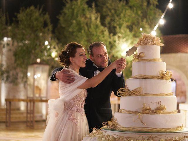 Il matrimonio di Gianni e Valentina a Martina Franca, Taranto 33