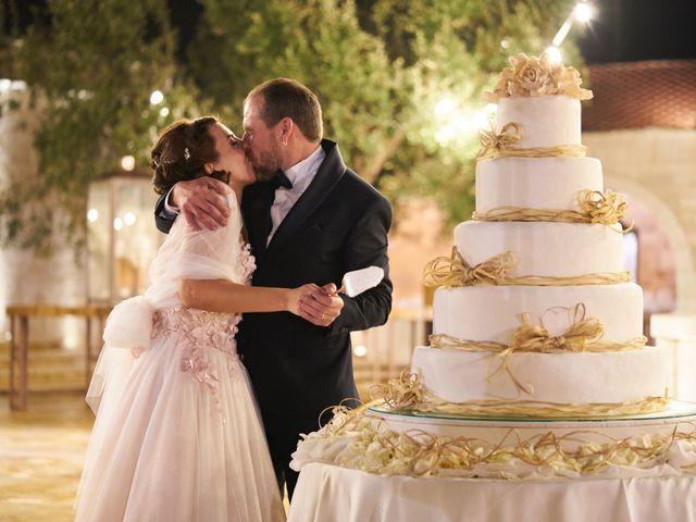 Il matrimonio di Gianni e Valentina a Martina Franca, Taranto 34