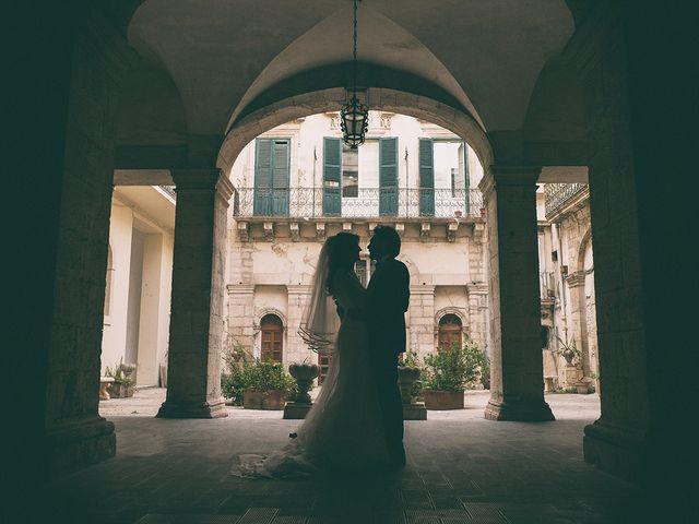 Il matrimonio di Gianluca e Iside a Siracusa, Siracusa 21