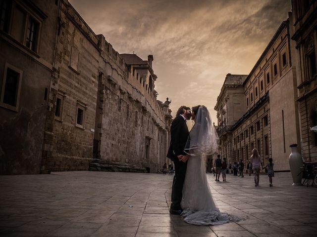 Le nozze di Iside e Gianluca