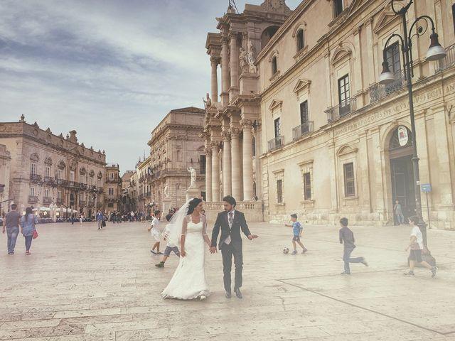 Il matrimonio di Gianluca e Iside a Siracusa, Siracusa 2