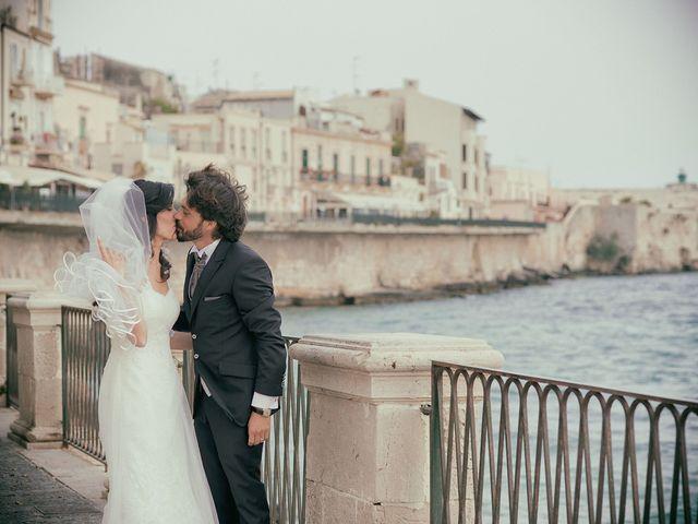 Il matrimonio di Gianluca e Iside a Siracusa, Siracusa 25