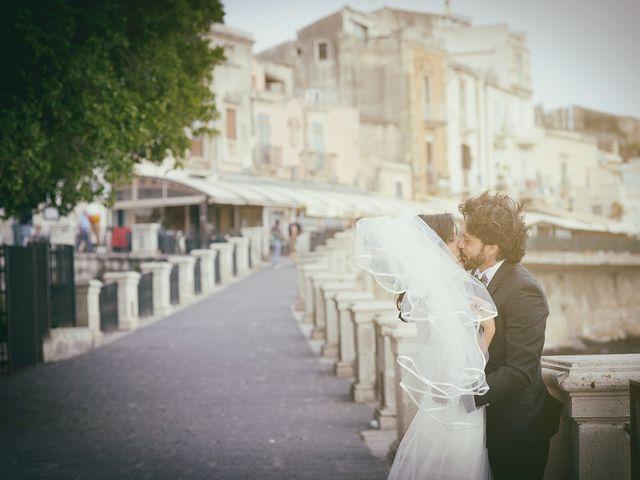 Il matrimonio di Gianluca e Iside a Siracusa, Siracusa 26