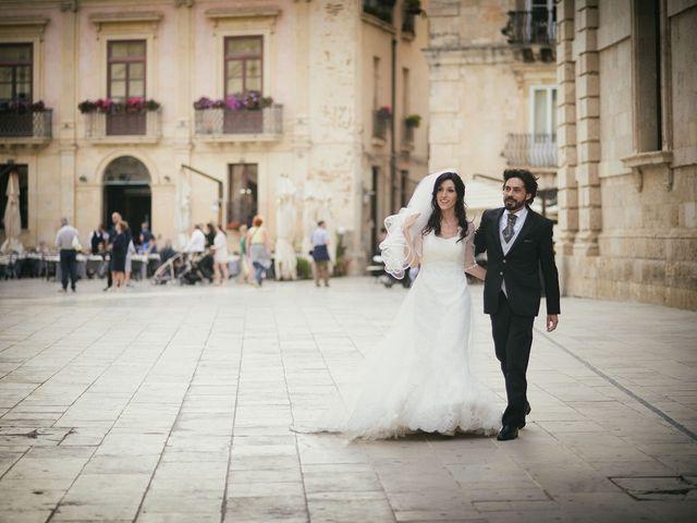 Il matrimonio di Gianluca e Iside a Siracusa, Siracusa 28