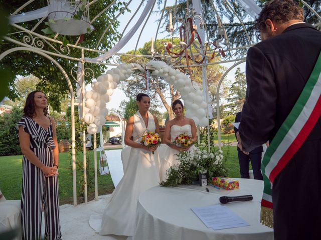 Il matrimonio di Eleonora e Elena a Padova, Padova 7