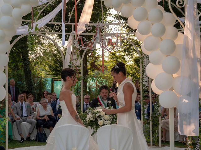 Il matrimonio di Eleonora e Elena a Padova, Padova 9